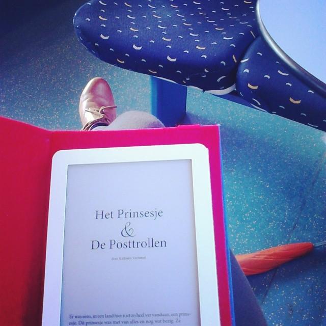 Het Prinsesje en de Posttrollen