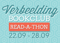 Verbeelding Bookclub Read-a-thon bannertje