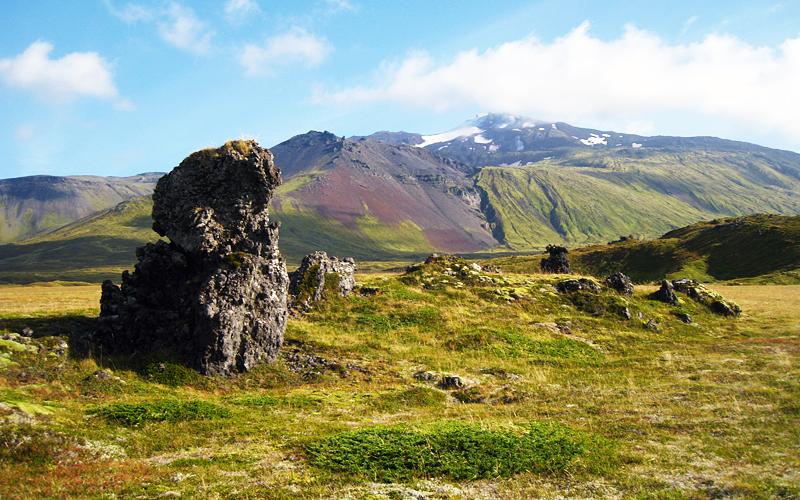 IJsland - Snaefellsness