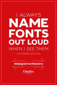 designerConfessions